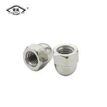 A2-70 DIN1587 Écrou borgne à tête hexagonale en acier inoxydable