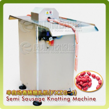 Pneumatic Semi-Automatic Sausage Knotter Knotting Bunding Processing Machine