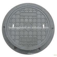 Ductile Iron Manhole Covers standard EN124