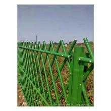 aluminium fence  garden bark garden lattice bamboo fence wire mesh garden fence
