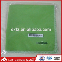 Double-sided Brushed Jewelry Cleaning Cloth With Logo Printed