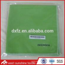 Двусторонняя матовая ткань для чистки ювелирных изделий с логотипом
