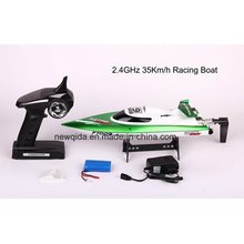 35km/H R/C 4 Channel Motor RC Boat with Water Cooling System