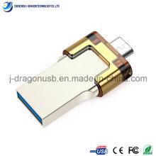 2015 Newest Design Dignified OTG USB 3.0 Flash Drive