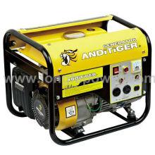 Бесшумный бензиновый генератор мощностью 1 кВт с CE Soncap