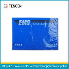 Custom Water Proof Express Use Lista de embalaje de plástico Envelopes