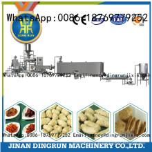 machine d'extrudeuse de traitement de haricot de soja de vente chaude