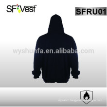 safety equipment fireproof cloth material hoodie protection vest black safety t-shirt
