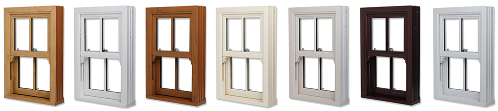 colors upvc windows