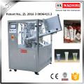 Chemikalien-Honig-Zufuhr-flüssige Verpackungsmaschine-Rohr-füllende und Dichtungs-Maschine erreichen