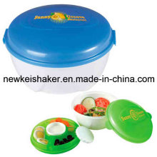 Set of High Quality for Vegetable Bowl 5 in 1 Salad Bowl
