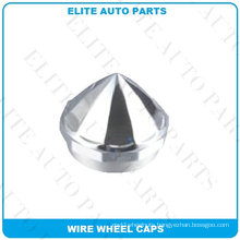 Gold Knock-off Cap for Wire Wheel