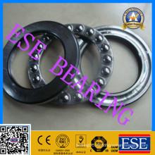Cojinete de bolas de empuje del cojinete 51200series de la marca de fábrica de Ese (51214 / C3) De China