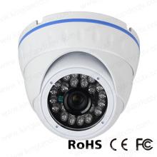 ИК-купольная купольная IP-камера высокого разрешения с разрешением 1080p 1080p