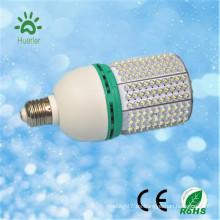 2014 huerler nuevo producto manufactory AC100-240V / DC12-24V 20W DIP270leds E26 / E27 / E39 / E40 llevó maíz iluminación 20w e27