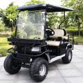Entrenador turístico de coche de golf eléctrico en lugar pintoresco (DH-C2)
