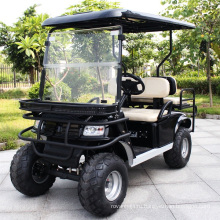 Электрический автомобиль гольфа туристический автобус в живописном месте (ЦО-С2)