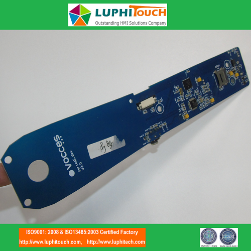 Vocces LAB Digital Video Circuit Board Assembly PCBA