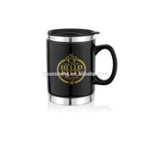 2015 colorido y venta caliente nueva tecnología taza de cerámica con esmalte especial