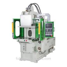 Ningbo Fuhong Certificado CE 60t FHG-550-D (DM) usado máquina de moldagem de moldagem por injeção de plástico vertical