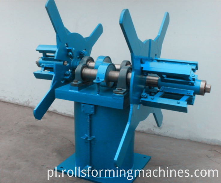 roller shutter door strip making machine