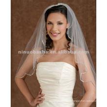 NY-2435 Voile de mariage