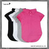 Blank Polo Pet Clothing Dog Tees (SPT6007)