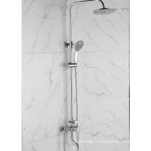 Mélangeur de douche professionnel en laiton et salle de bain