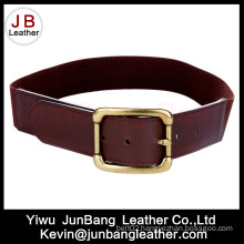 Hot Sell Fashion Ladies PU Elastic Belt