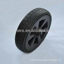 "8"" PVC plastic amphibious wheels"