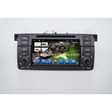 1 din 7 '' Android lecteur DVD de voiture pour BMW E46 avec radio