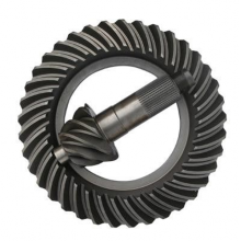 OEM Machined Steel Bevel Gear and Pinion Shaft