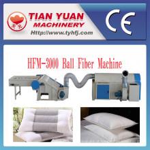 Travesseiro de fibra de poliéster bola (HFM-3000) a máquina de enchimento