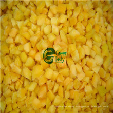 High Quality IQF Frozen Apricot Dice with ISO22000