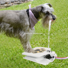 2018 new Auto pet Dog feeder Water Fountain Waterer Dog paw Step-on garden outdoor Fresh Cold Drinking Water P-03 2018 new Auto pet Dog feeder Water Fountain Waterer Dog paw Step-on garden outdoor Fresh Cold Drinking Water P-03