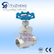 Fabricant de vanne de coulée en acier inoxydable en Chine