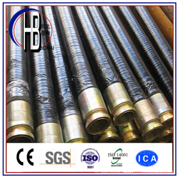 Weld and Seamless Carbon Black Steel Pipe ASTM A53