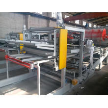 EPS or Rockwool Sandwich Panel Production Line