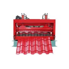 Dixin glazed jubin Roof Panel Forming Machine