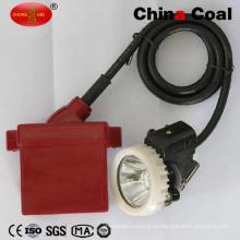 HK273 3.7V Lámpara de seguridad de mineros recargable