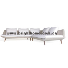 Excellent Design Wicker Rattan Sofa Set Outdoor Furniture Bp-833
