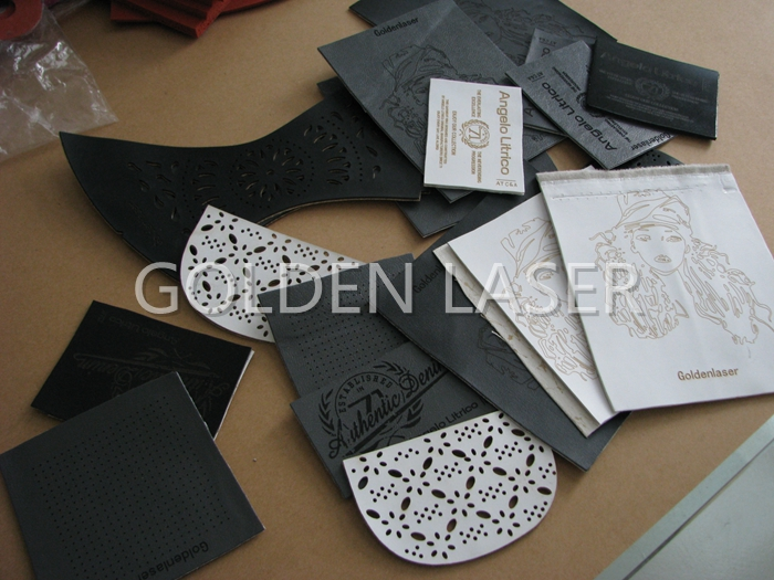 Laser Engraving Leather