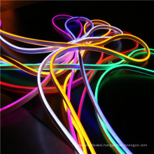 Waterproof double shining Led neon flex,High Bright LED Neon Light,led flexible neon strip light
