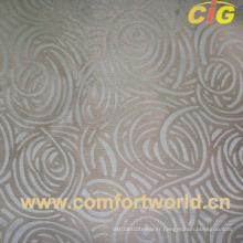 Tissu de rideau jacquard (SHCL04235)