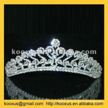 Princesa tiaras corona