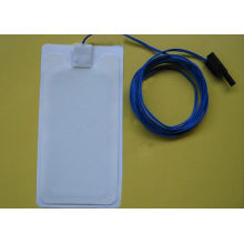 Patient Plate, Esu Pad Adult Disposable Electrosurgical Pads / Negative Plate With Conductive Cable