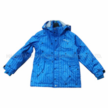 Impermeable impermeable azul sellador para adultos