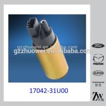 Nueva llegada Nissa n 17042-31U00 Bomba de combustible eléctrica