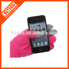 Gants de texte à la mode iphone