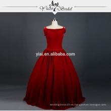 RSE620 personalizar su propio Vintage Quinceanera vestidos con mangas baratos fuera del hombro